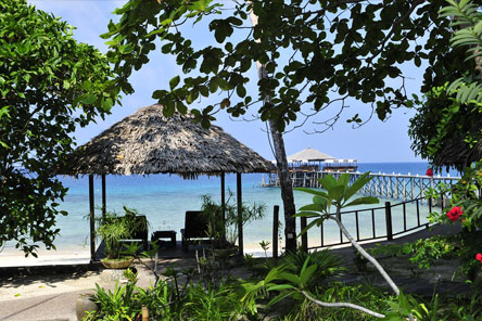 beach holiday malaysia