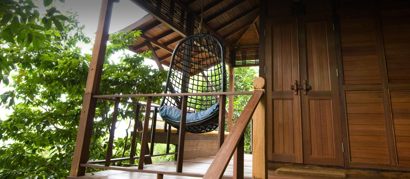 Treetop Villa Japamala