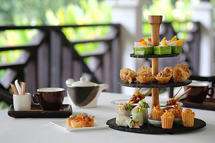 Thai Afternoon Tea at Tamarind Hill