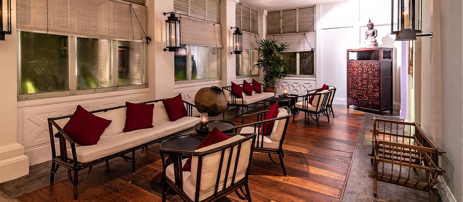 Lounge | Tamarind Hill & Villa Samadhi Singapore