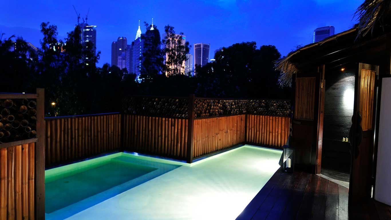 Villa Samadhi Hotel Kuala Lumpur
