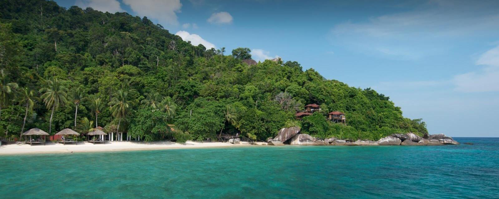 Tioman Island Journey Tour