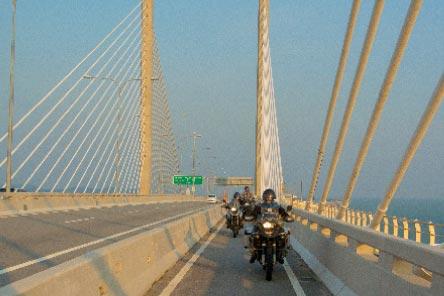 Motorcycle Tour Kuala Lumpur