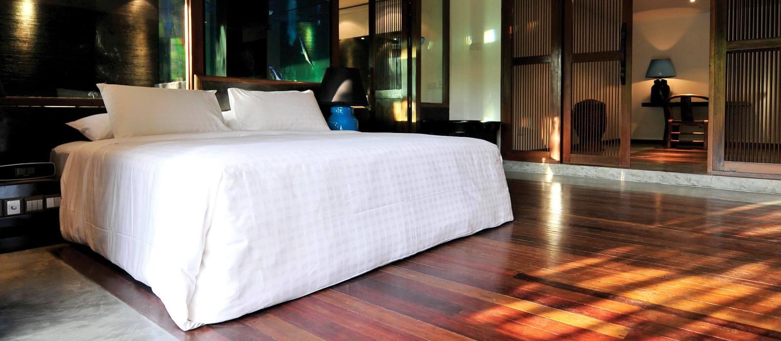 Luxe Crib Room