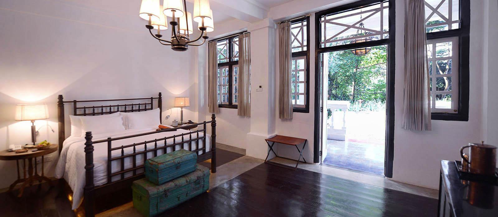 Villa Samadhi Singapore Sarang Room
